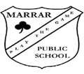 Marrar Public School - Play The Game