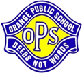 Orange Public School - Deeds Not Words