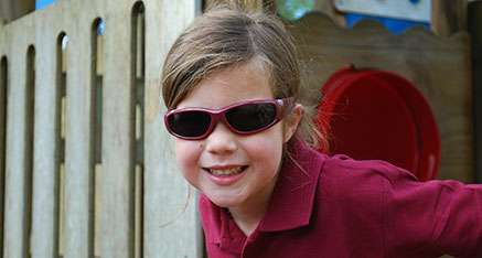 School Shades sunglasses help to protect young eyes and encourage sunglasses usage that are vital for good eye health of our children